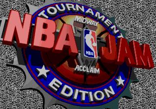 NBA Jam Tournament Edition (32X)